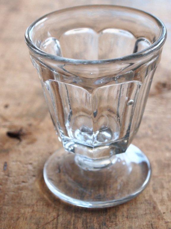 フランス19世紀 ワイングラス  - フランス アンティーク Benoit Malon