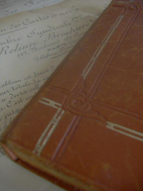 アンティーク 聖書 フランス語    アンティーク  聖書 フランス語